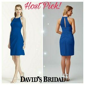 David's Bridal Dresses - HP Gorgeous davids bridal bridesmaid dress size 6